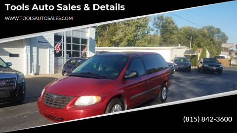2006 Chrysler Town and Country for sale at Tools Auto Sales & Details in Pontiac IL