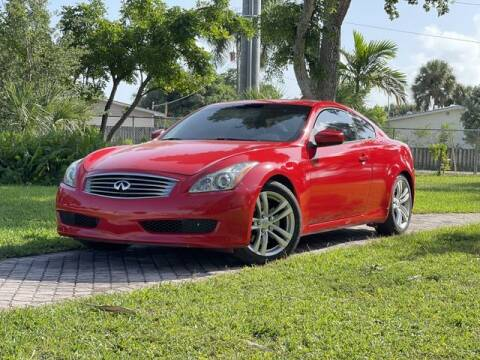 2010 Infiniti G37 Coupe for sale at Citywide Auto Group LLC in Pompano Beach FL