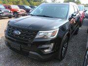 2017 Ford Explorer for sale at Cj king of car loans/JJ's Best Auto Sales in Troy MI