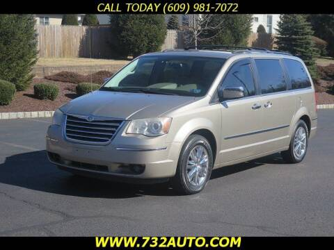 2008 Chrysler Town and Country for sale at Absolute Auto Solutions in Hamilton NJ