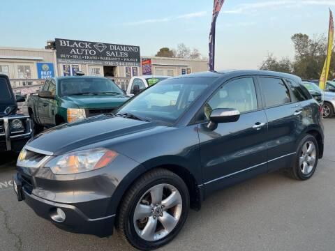 2007 Acura RDX for sale at Black Diamond Auto Sales Inc. in Rancho Cordova CA