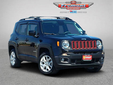 2018 Jeep Renegade for sale at Rocky Mountain Commercial Trucks in Casper WY