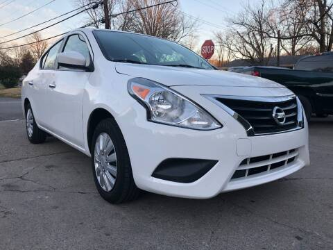 2016 Nissan Versa for sale at King Louis Auto Sales in Louisville KY