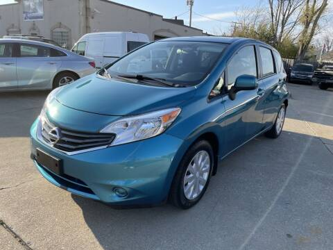2014 Nissan Versa Note for sale at AAA Auto Wholesale in Parma OH