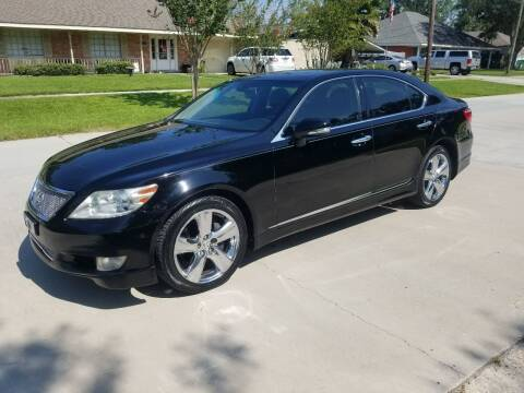2010 Lexus LS 460 for sale at J & J Auto Brokers in Slidell LA