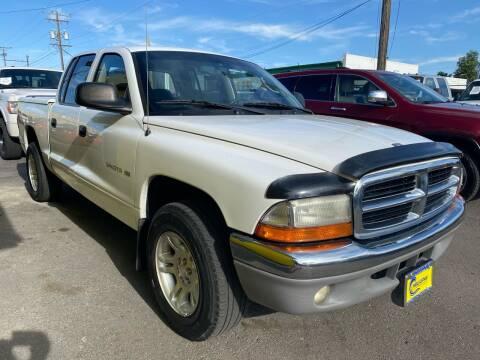 2001 Dodge Dakota for sale at New Wave Auto Brokers & Sales in Denver CO