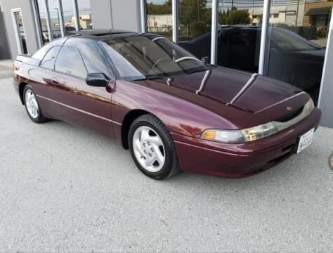 1993 Subaru SVX for sale at Classic Car Deals in Cadillac MI