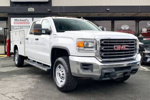 2016 GMC Sierra 2500HD for sale at Michaels Auto Plaza in East Greenbush NY