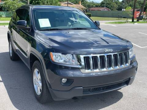 2012 Jeep Grand Cherokee for sale at Consumer Auto Credit in Tampa FL