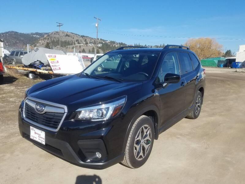 2019 Subaru Forester for sale at AUTO BROKER CENTER in Lolo MT