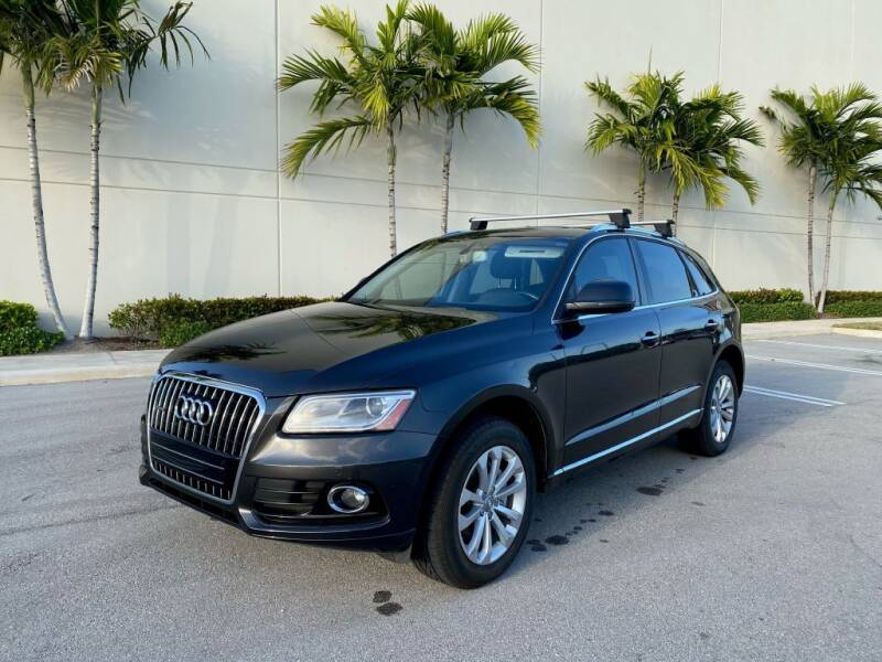 2015 Audi Q5 for sale at Keen Auto Mall in Pompano Beach FL