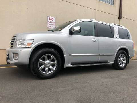 2007 Infiniti QX56 for sale at International Auto Sales in Hasbrouck Heights NJ