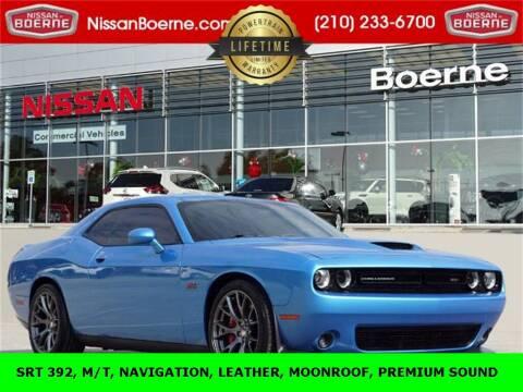 2016 Dodge Challenger for sale at Nissan of Boerne in Boerne TX