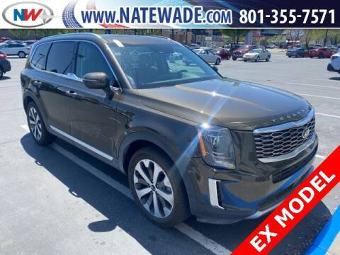 2020 Kia Telluride for sale at NATE WADE SUBARU in Salt Lake City UT