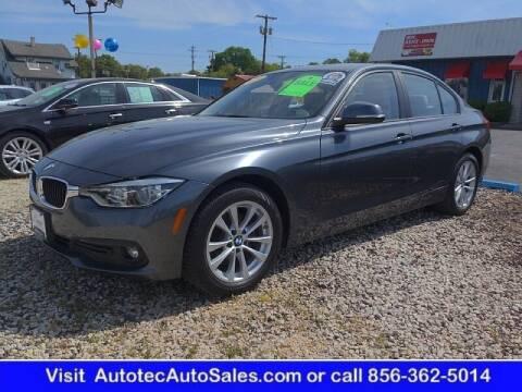 2018 BMW 3 Series for sale at Autotec Auto Sales in Vineland NJ