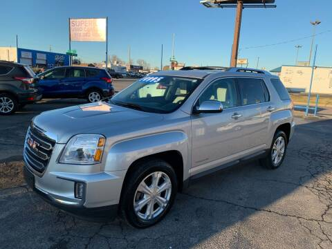 2017 GMC Terrain for sale at Superior Used Cars LLC in Claremore OK