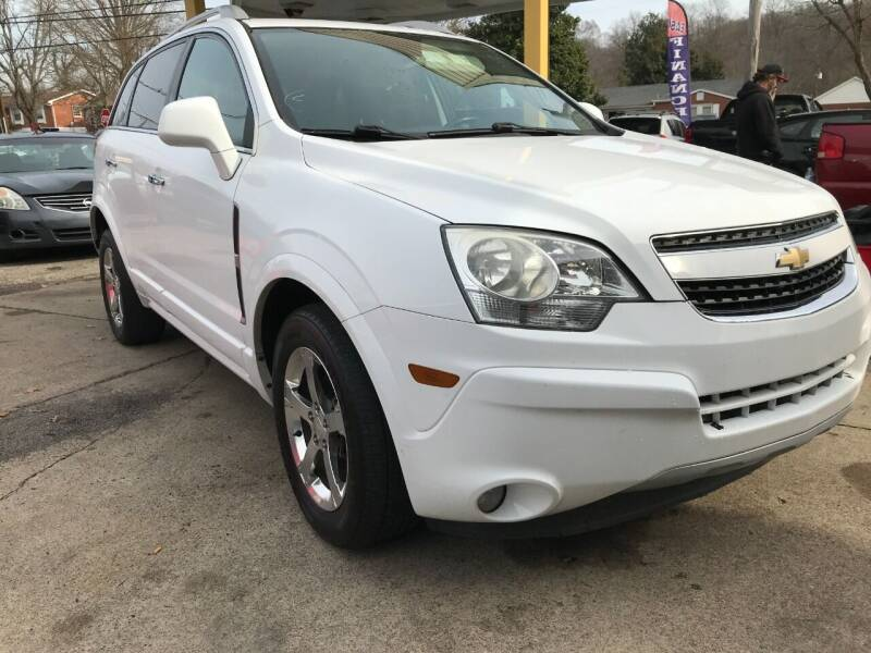 2013 Chevrolet Captiva Sport for sale at King Louis Auto Sales in Louisville KY