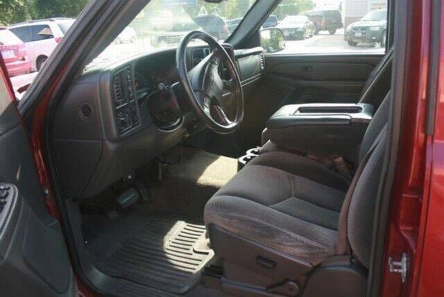 2005 Chevrolet Silverado 1500 Z71 Crew Cab 4WD - Clarion IA