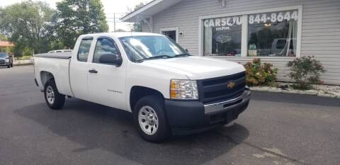 2012 Chevrolet Silverado 1500 for sale at Cars 4 U in Liberty Township OH