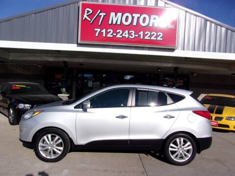 2012 Hyundai Tucson for sale at RT Motors Inc in Atlantic IA