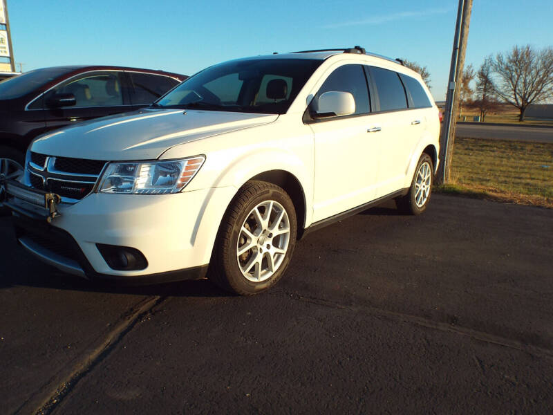 2014 Dodge Journey for sale at G & K Supreme in Canton SD