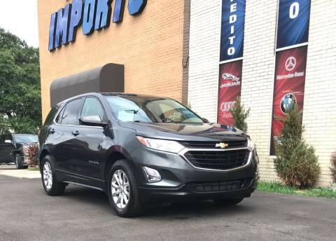 2018 Chevrolet Equinox for sale at Auto Imports in Houston TX