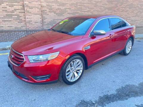 2013 Ford Taurus for sale at Quick Stop Motors in Kansas City MO