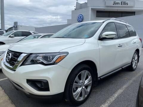 2018 Nissan Pathfinder for sale at Southern Auto Solutions-Jim Ellis Volkswagen Atlan in Marietta GA