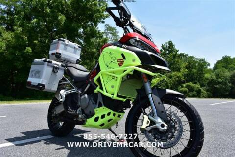 2016 Ducati MULTISTRADA 1200 for sale at Mr. Car LLC in Brentwood MD