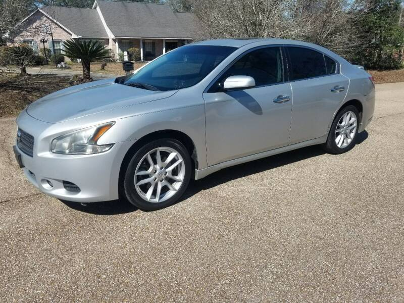 2009 Nissan Maxima for sale at J & J Auto Brokers in Slidell LA