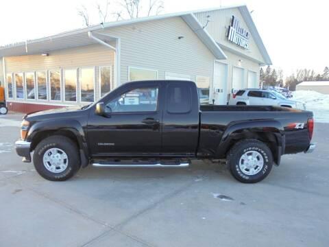 2004 Chevrolet Colorado for sale at Milaca Motors in Milaca MN