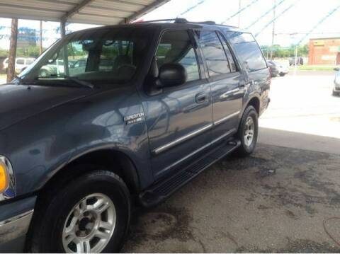 2002 Ford Expedition for sale at Jerry Allen Motor Co in Beaumont TX
