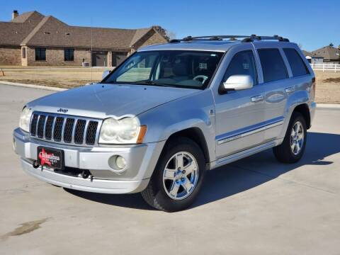 2007 Jeep Grand Cherokee for sale at Chihuahua Auto Sales in Perryton TX