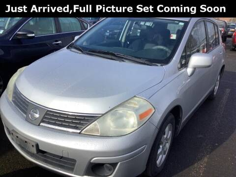 2007 Nissan Versa for sale at Royal Moore Custom Finance in Hillsboro OR