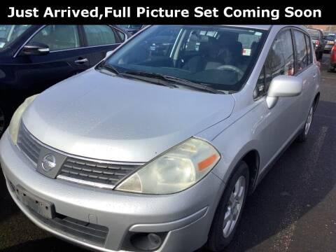 2007 Nissan Versa for sale at Royal Moore Custom Finance in Hillsboro OR