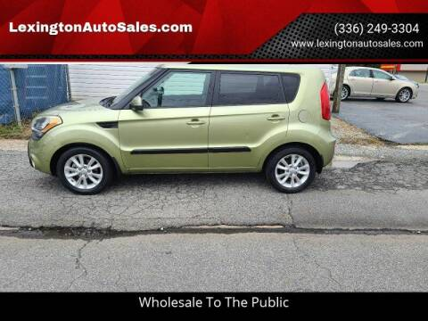 2012 Kia Soul for sale at LexingtonAutoSales.com in Lexington NC