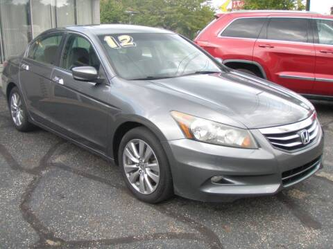 2012 Honda Accord for sale at Autoworks in Mishawaka IN