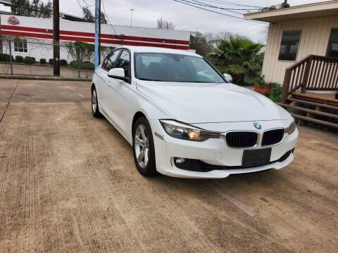 2013 BMW 3 Series for sale at Zora Motors in Houston TX