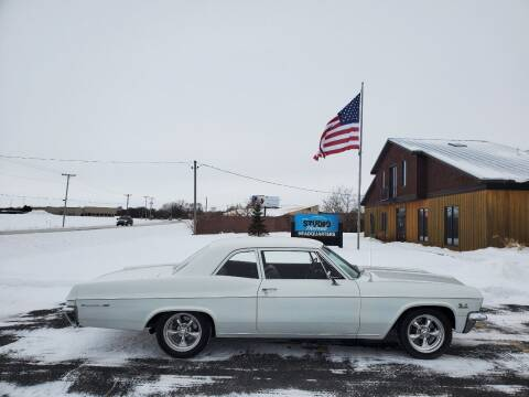 1965 Chevrolet Bel Air for sale at Studio Hotrods in Richmond IL