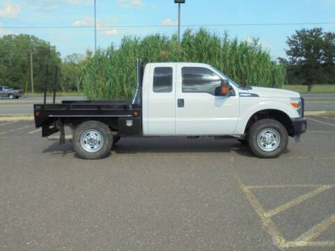 2016 Ford F-250 Super Duty for sale at MANGUM AUTO SALES in Duncan OK