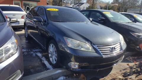 2014 Lexus ES 350 for sale at A & A IMPORTS OF TN in Madison TN