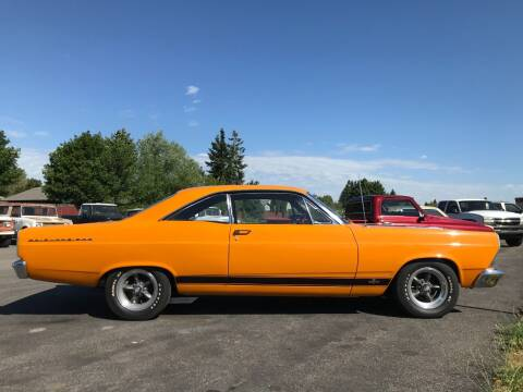 1966 Ford Fairlane 500 for sale at Pool Auto Sales in Hayden ID