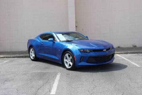 2017 Chevrolet Camaro for sale at El Patron Trucks in Norcross GA