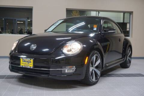 2012 Volkswagen Beetle for sale at Jeremy Sells Hyundai in Edmunds WA