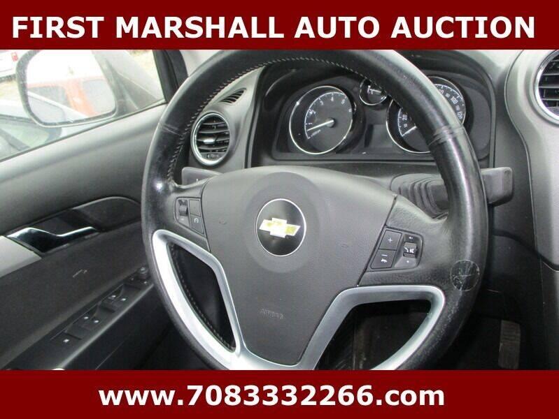 2012 Chevrolet Captiva Sport LT 4dr SUV - Harvey IL