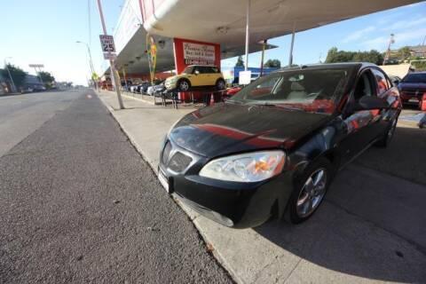 2008 Pontiac G6 for sale at Phantom Motors in Livermore CA