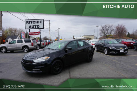 2014 Dodge Dart for sale at Ritchie Auto in Appleton WI