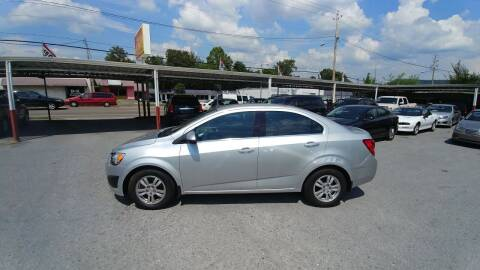2013 Chevrolet Sonic for sale at Lewis Used Cars in Elizabethton TN
