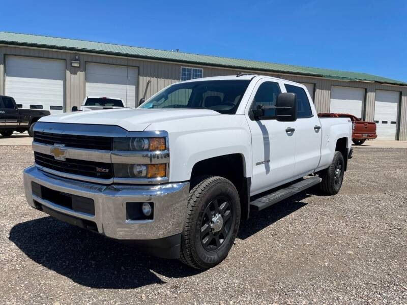 2015 Chevrolet Silverado 3500HD for sale at Northern Car Brokers in Belle Fourche SD