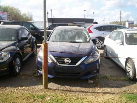 2018 Nissan Altima for sale at Louisiana Imports in Baton Rouge LA
